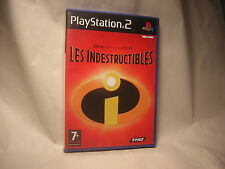 Playstation 2 Les Indestructibles PS2