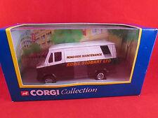Corgi-Mercedes 207d Van-Eddie Stobart-Nuevo Y En Caja - 58401-Envío rápido