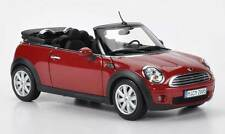 KYOSHO SOFT TOP CONVERTIBLE RED MINI COOPER  08605R  Scale1:12  RARE, SEALED