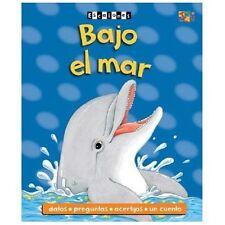 Bajo el Mar : Under the Sea (2004, Hardcover)