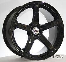 Rimstock Jade-R glossyblack 8,5x19 Winterräder Michelin 225/35 Audi Mercedes VW