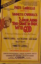 PATTI LABELLE - YOUR ARMS TO SHORT TO BOX WITH GOD - SF