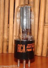 RCA #80  Vacuum Tube Results = 66/61