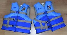 2 x Stearns BUOYANCY AID Scooby Doo size Youth 50-90 lbs life jacket