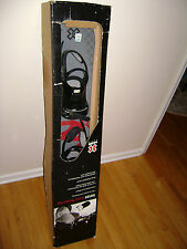 NEW X-GAMES GEAR XG125 SNOWBOARD SET XG-125 X-GEAR WITH BINDINGS