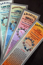 Trade - 120 Astro Bookmarks - 12 Star signs costing 10p each & selling for £1