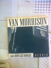 VAN MORRISON AND JOHN LEE HOOKER - GLORIA  - CD SINGLE 2 TRACKS