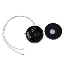 2 x CR2032 Coin Button Cell Battery Holder Case With ON/OFF Switch Leads Black