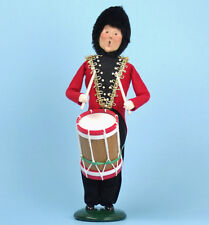 BYERS CHOICE Carolers 12 Days of Christmas DRUMMERS Drumming Man