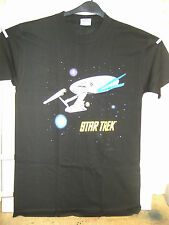 Vintage T-Shirt: Star Trek Starship Firing Phaser (L) (USA, 1992)