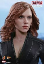 BLACK WIDOW Hot Toys 1/6 Figure (Captain America Civil War) LIMITED STOCK SALE!