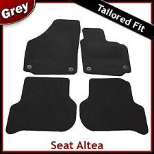 Seat Altea XL Tailored Fitted Carpet Car Mats GREY (2007 2008 2009 2010 2011...)