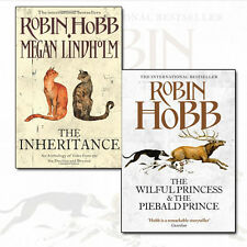 Robin Hobb Collection 2 Books Set (The Inheritance, The Wilful Princess, Farseer