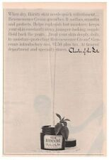 Charles of the Ritz Revenescence Beauty '60s Advertisement Vintage Print Ad 1960