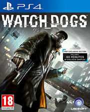 Watch dogs ps4 * en excellent état *