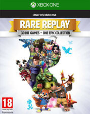 Rare Replay (30 Hit Game Collection) XBOX ONE IT IMPORT MICROSOFT