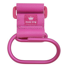 Think King Jumbo Swirly Pram/Stroller Hook - SPECIAL EDITION PINK!!!