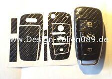 CHARBON Feuille Bbrillante Décor clé Audi TT A1 8J A6 A3 8p A4 4F S3 S4 B7 Q7 RS