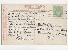 Mrs Digance Chatham Street New Kent Road London SE 1909  787a