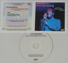 Otis Redding - Shake/I've Been Loving You Too Long - White Label Promo Live DVD