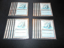 20x Basic Land*SAME ART*Island*Ice Age*Magic the Gathering MTG**FTG