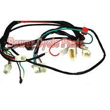 HONDA MOTORCYCLE ATV ENDURO BIKE WIRE WIRING HARNESS ASSEMBLY LIFAN 200cc NEW