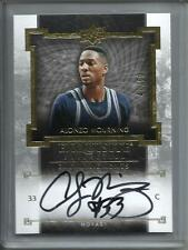 Alonzo Mourning 13/14 Exquisite Collection Autograph #47/60