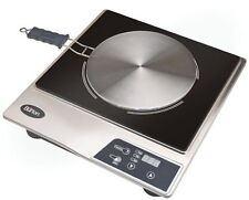 BRAND NEW! Max Burton 6050 Induction Cooktop, (Stainless Steel and Black)
