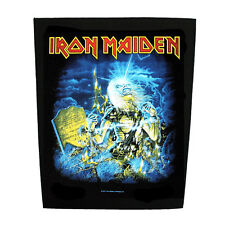 IRON MAIDEN Backpatch LIVE AFTER DEATH Rückenaufnäher ♫ Eddie ♫ Heavy Metal ♫