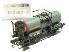 Fleischmann SNCF 2achs. Kesselwagen grau 843407 NEU OVP