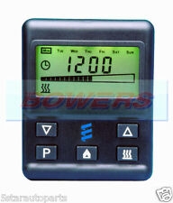 EBERSPACHER 12V/24V D2/D4/D5 HEATER 701 7 DAY DIGITAL TIMER DIAGNOSTIC 70110003