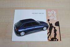 85921) Peugeot 306 XSI Prospekt 12/1993