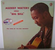 "Muddy Waters Sings Big Bill Broonzy LP 12""  Vinyl Chess Records 515029 France"