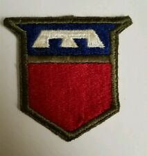 Patch US 76th  infantry div. D-Day WWII - 100 % ORIGINAL