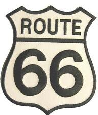 Route 66 aufbügler/Embroidery patch # 2-écusson
