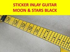 STICKERS INLAY CRESCENT MOON & STARS HAMMETT BLACK VISIT OUR NEW STORE CUSTOM