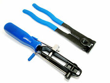 2Pc Cv Boot Clamp Cv Clamp Tool  Plier Set New AU040