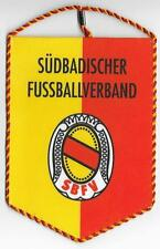 SOUTH BADEN REGIONAL FOOTBALL ASSOCIATION GERMANY OFFICIAL SMALL PENNANT OLD