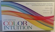 BRAND NEW  C9  Color Intuition Kit by Laura Alden Kamm 2 CD'S ,WORK BOOK
