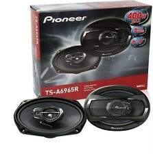 "Pioneer TS-A6965R 6x9"" 3 Way 400w Car Speakers New TSA6965R"
