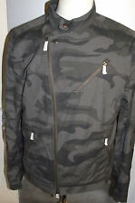 ARMANI EXCHANGE  Large Camouflage cotton  ZIP JACKET  BRAND NEW