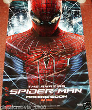 THE AMAZING SPIDER MAN ORIGINAL  MOVIE DS POSTER 27X40