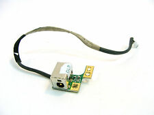 """HP Pavilion 17"""" dv9000 Genuine 90W DC In Power Jack with 4 Pin Cable GLP"""
