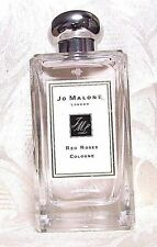 Jo Malone RED ROSES 3.4oz/100ml Women's Cologne Spray (Originally Without Box)