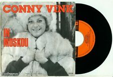 "CONNY VINK ""In Moskou / Medley"" 1986 TELSTAR 4427 PS 7""/45"