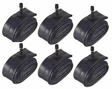 6 Pack Lot Bundle bicycle inner tube 26x1.50 26x1.75 26x1.95 Schrader Valve