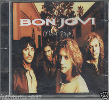 BON JOVI - These Days Original Issue FRENCH Pressing ( CD 1995) EX COND