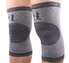 Bamboo Charcoal Knee Support Brace Promote Blood Circulation Improve Skin Temp