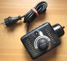 MÄRKLIN TRAFO 13470 A Nostalgie Transformator Vorkriegsmodell Transformer Regler