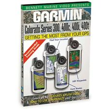Garmin Colorado Series 300, 400c, 400i and 400T